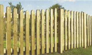 Fence Panels, Gates and Decking