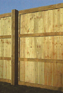 Newark Timber Supplies for stock fence panels